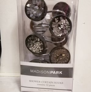 Madison Park Shower Curtain Hooks